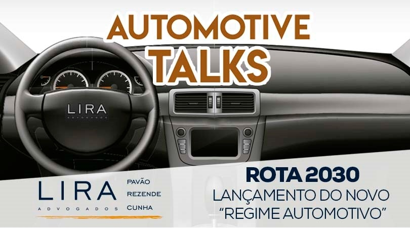 Automotive Talks 2018 - Chamada